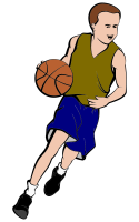 Jimmy, Hardwood Online College Basketball Mascot